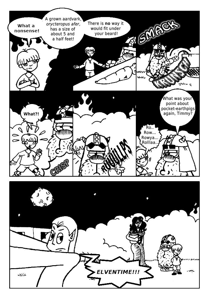 Zwerg/Elf - TC: pg. 23
