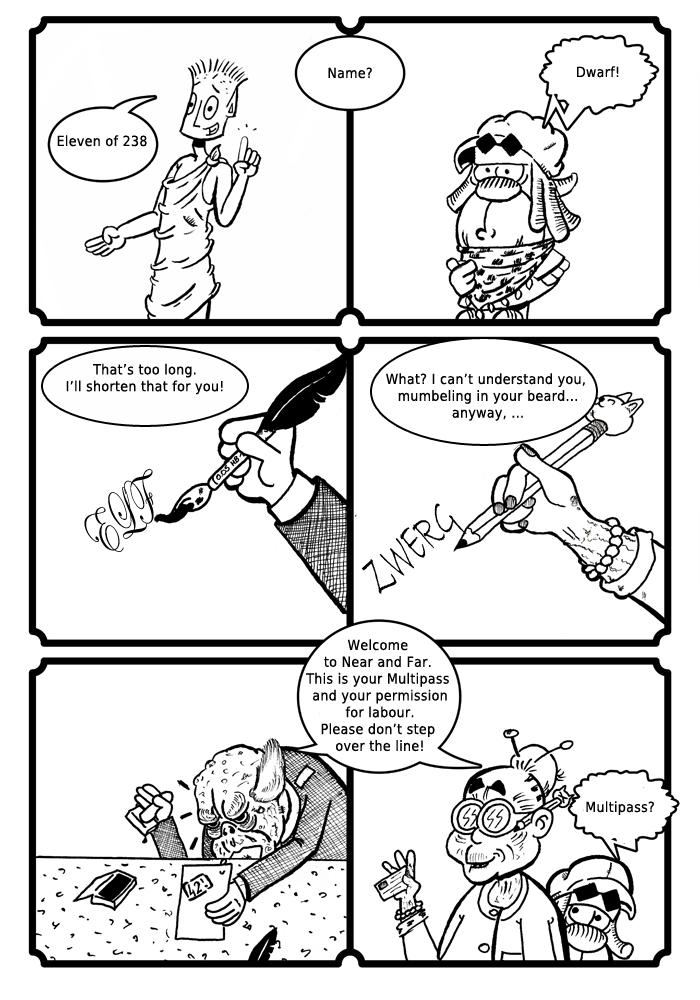 Zwerg/Elf - TC: pg. 42