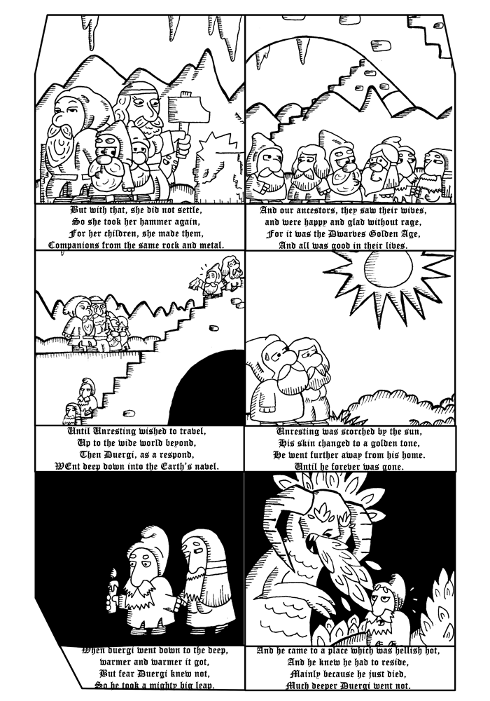 Zwerg/Elf - TC: pg. 47