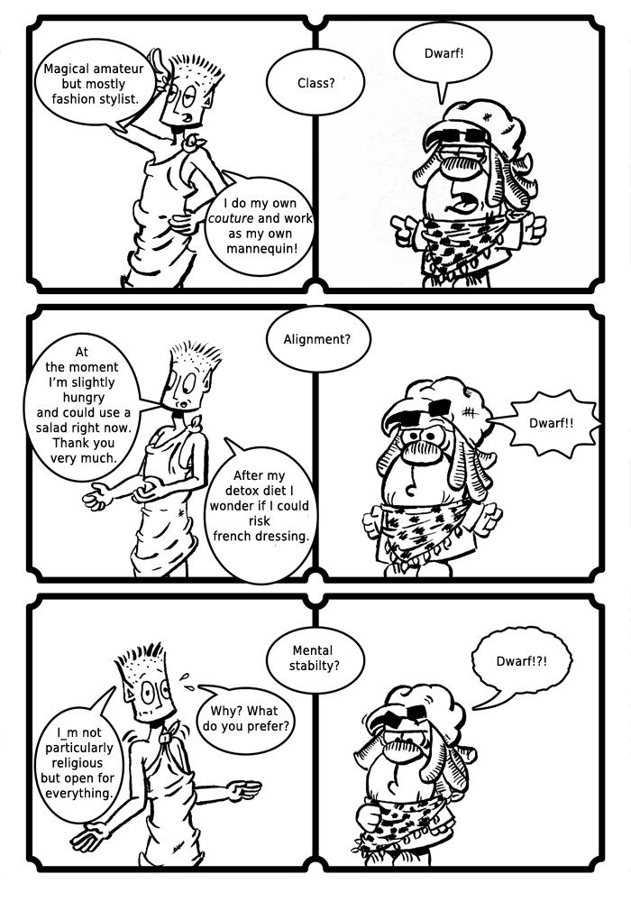 Zwerg/Elf - TC: pg. 41