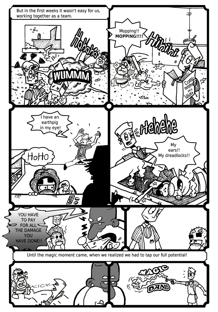 Zwerg/Elf - TC: pg. 54