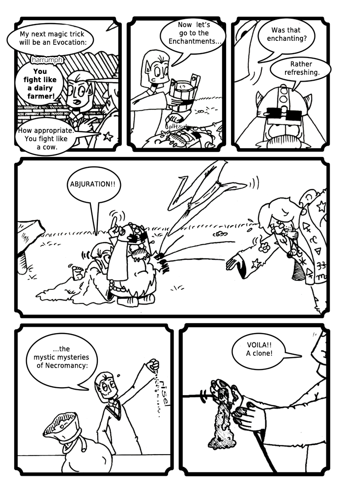 Zwerg/Elf: TC - pg. 79