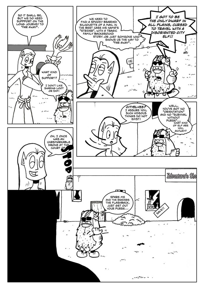 Zwerg/Elf - aDoaO: pg. 09