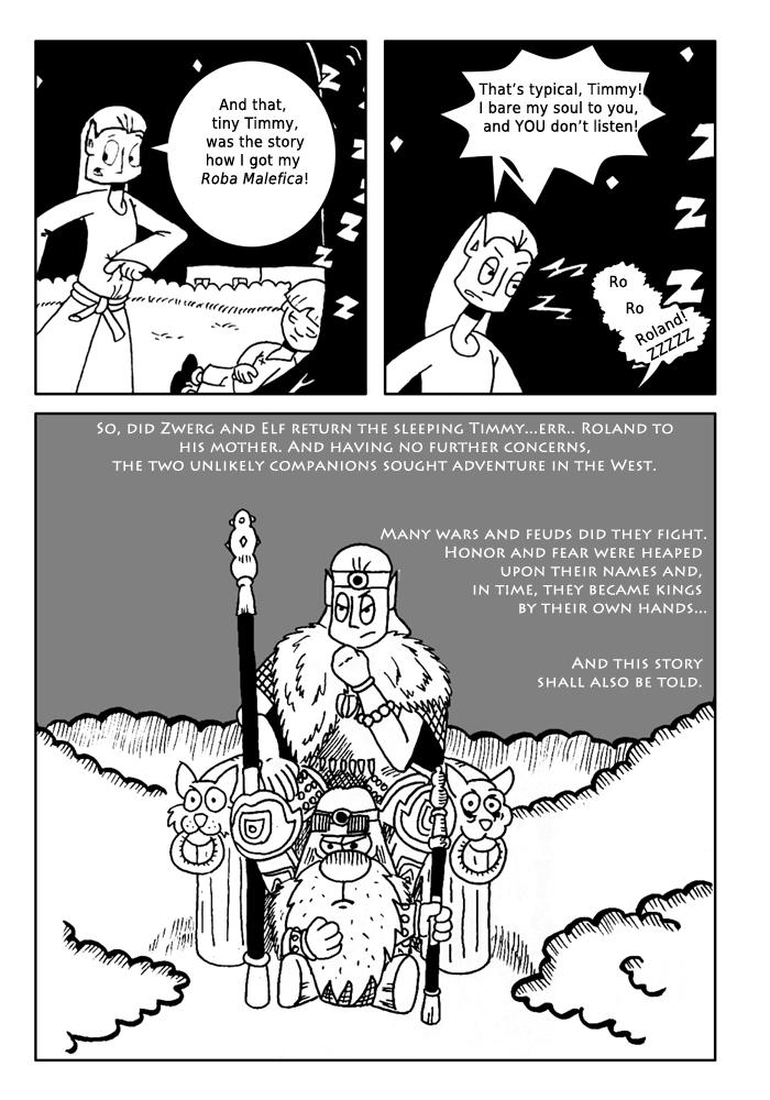 Zwerg/Elf: TC - pg. 82