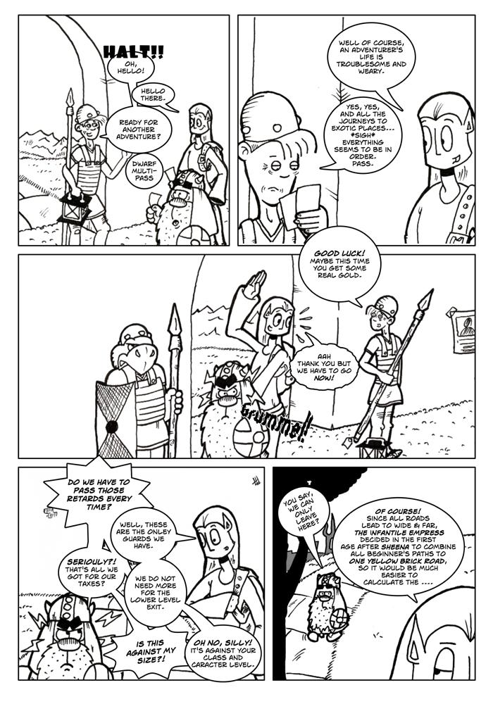 Zwerg/Elf - ADoaO: pg. 16