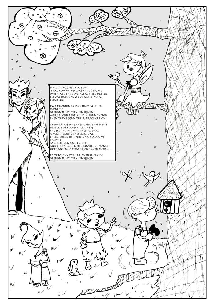 Zwerg/Elf - ADoaO: pg. 32