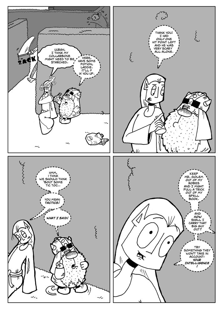 Zwerg/Elf - ADoaO: pg. 55